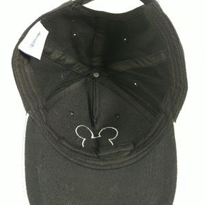 Disney Accessories - Disney Youth Glitter Mickey Mouse Ball Cap